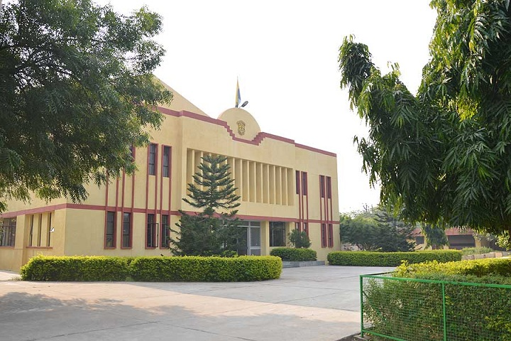 St XavierS School-Campus-View front
