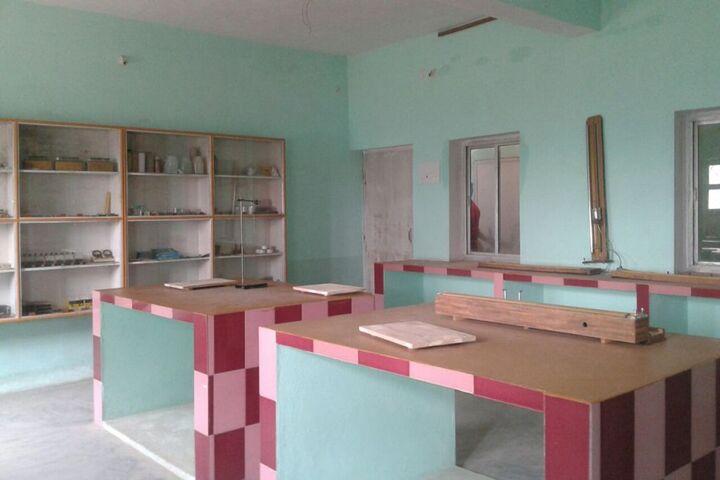 Mahesh Academy-Physics Lab