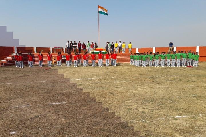 Mahesh Academy-Republic day