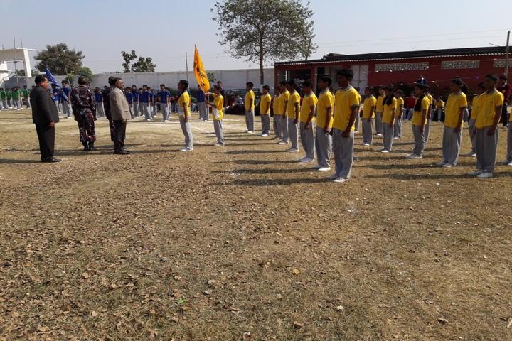 Mahesh Academy-Sports day