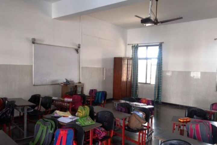 Step By Step High School-Classroom