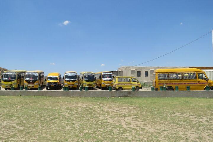 Step By Step High School-Transport