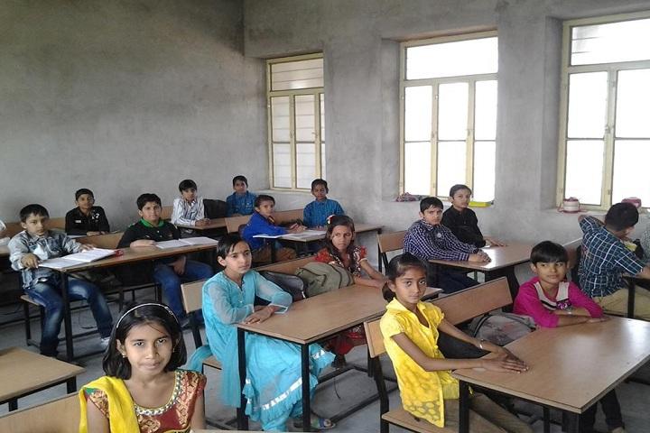 Subhash Convent School-Classroom