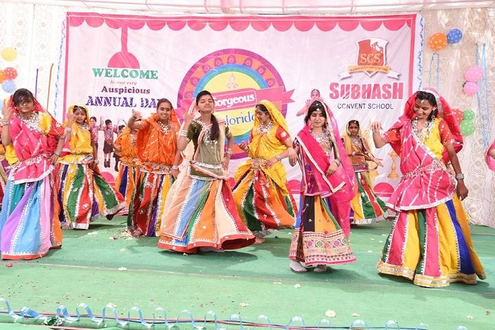 Subhash Convent School-Annual day
