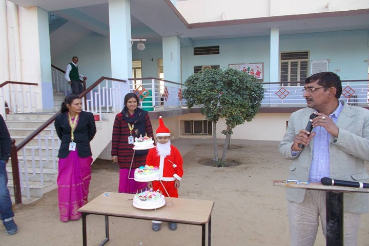 Subhash Convent School-Christmas