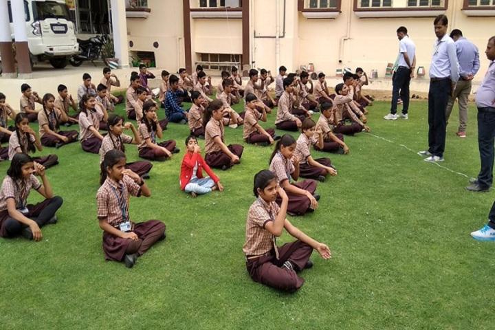 Subhash Convent School-Yoga