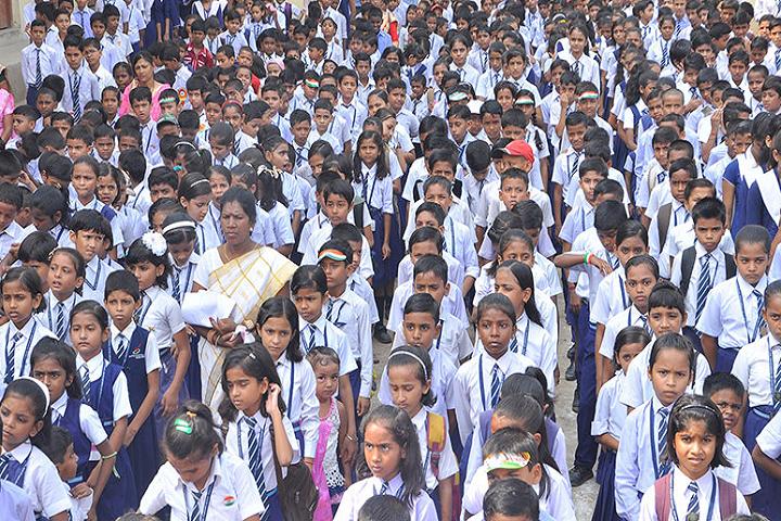 Mahnar St Josephs School-Assembly