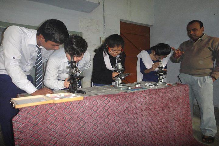 Mahnar St Josephs School-Science Lab