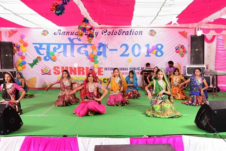 Sunrise International Public School-Annual Day
