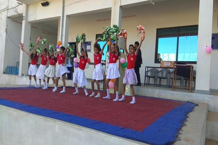 Sunrise International Public School-Dance