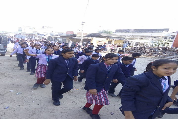 Sunrise International Public School-Rally