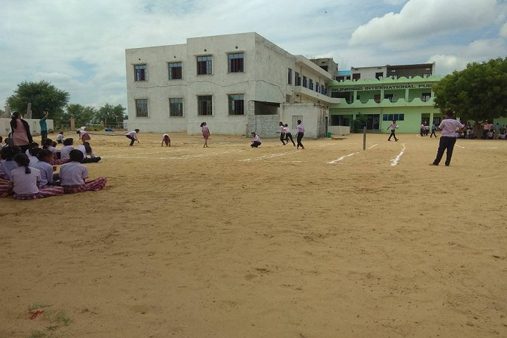Sunrise International Public School-Sports