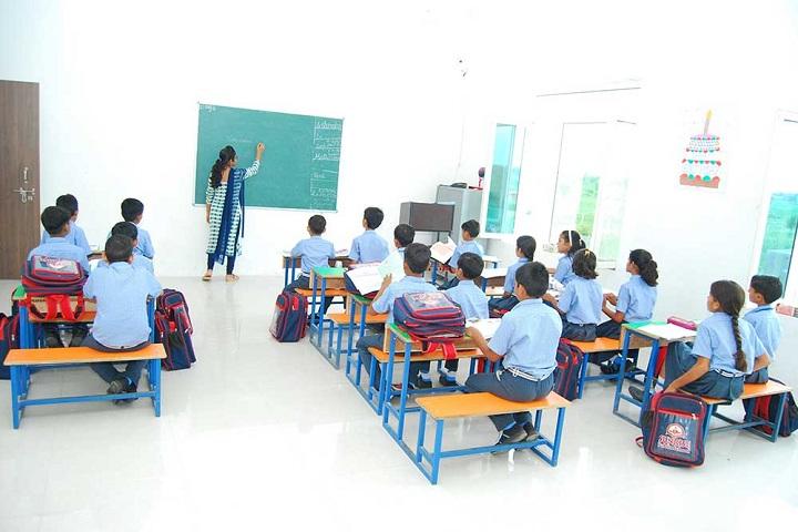 Sunrise Public School-Classroom