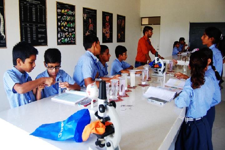 Sunrise Public School-Laboratory