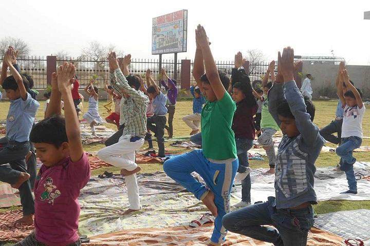 Sunrise Public School-Others yoga