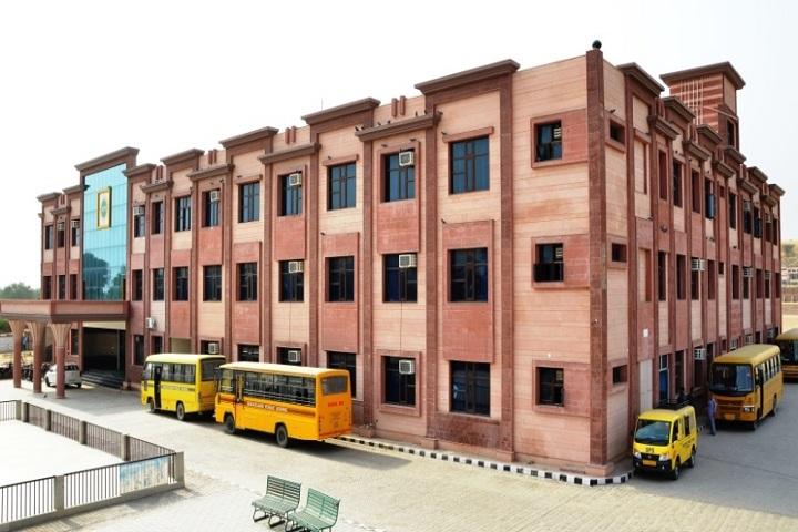 Suratgarh Public School-Campus-View
