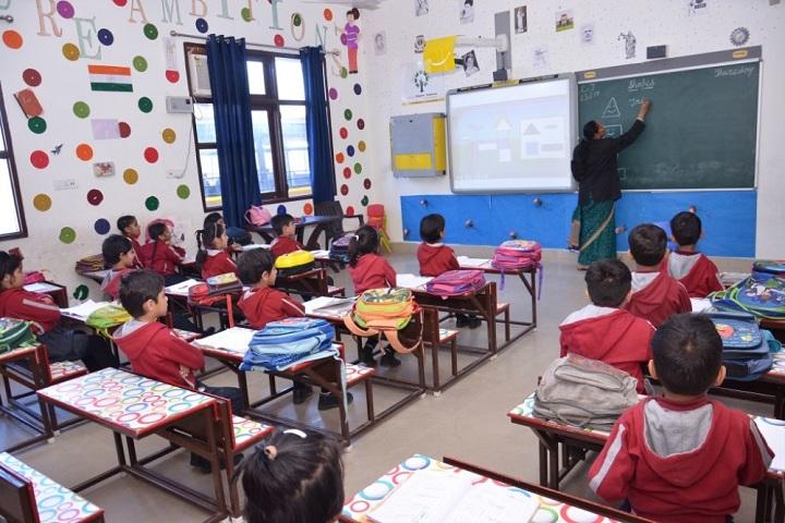 Suratgarh Public School-Classroom