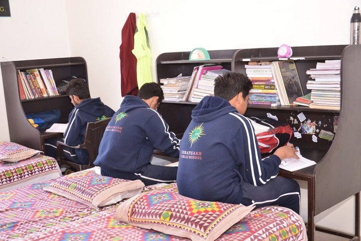 Suratgarh Public School-Hostel