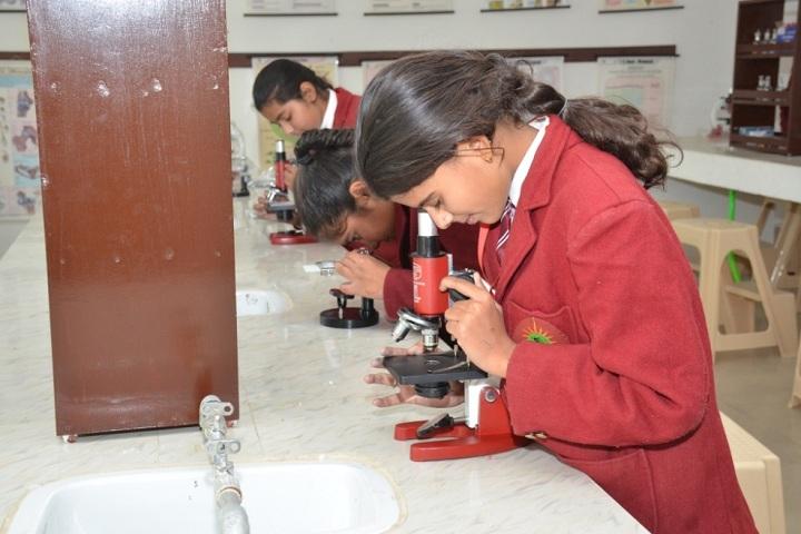 Suratgarh Public School-Laboratory biology