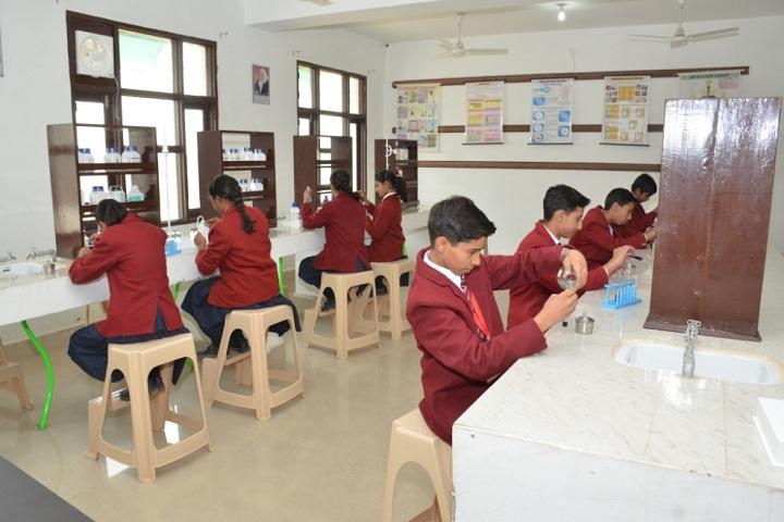 Suratgarh Public School-Laboratory chemistry