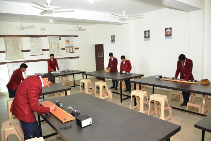 Suratgarh Public School-Laboratory physics