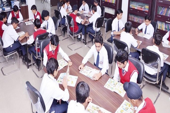Suratgarh Public School-Library