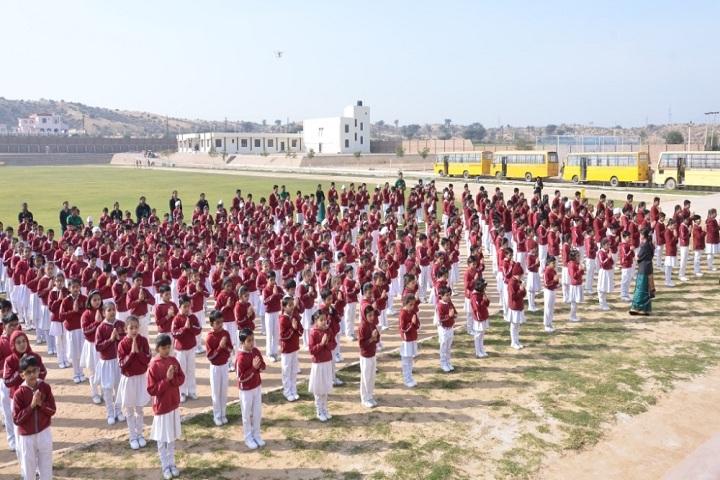 Suratgarh Public School-Others prayer