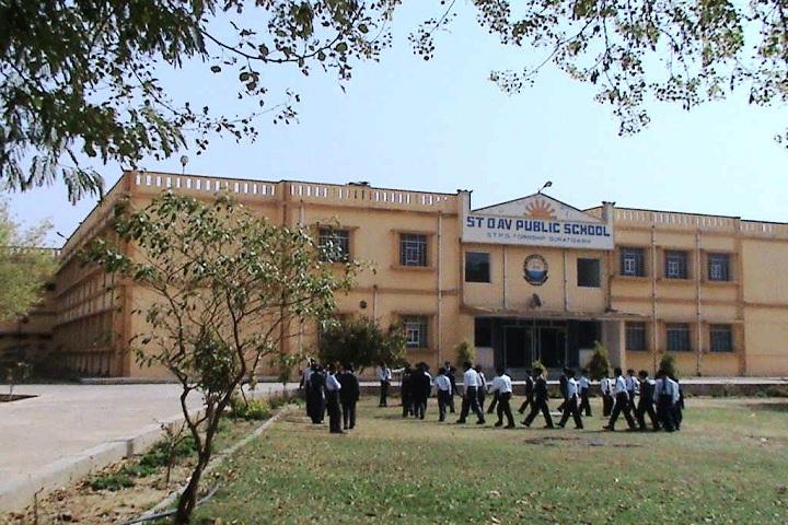 Suratgarh Thermal Dav Public School-Campus-View