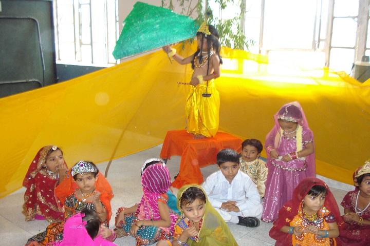 Suratgarh Thermal Dav Public School-Events celebration