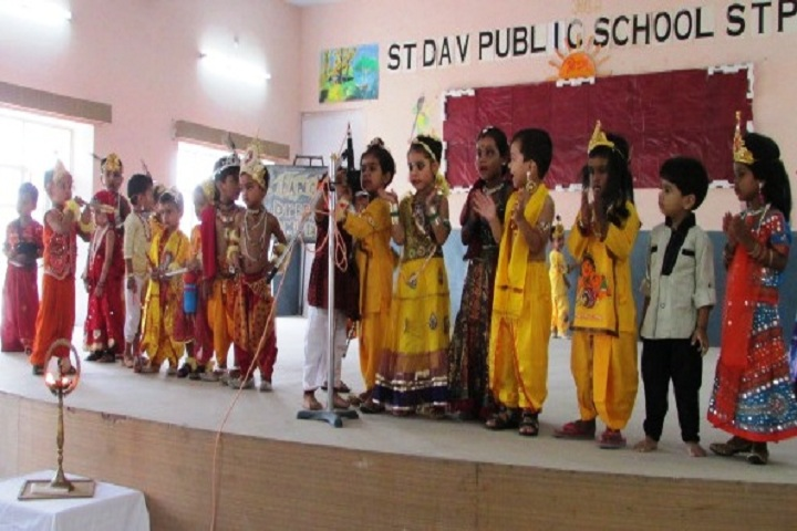 Suratgarh Thermal Dav Public School-Events