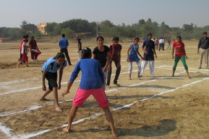 Suratgarh Thermal Dav Public School-Sports kabbadi