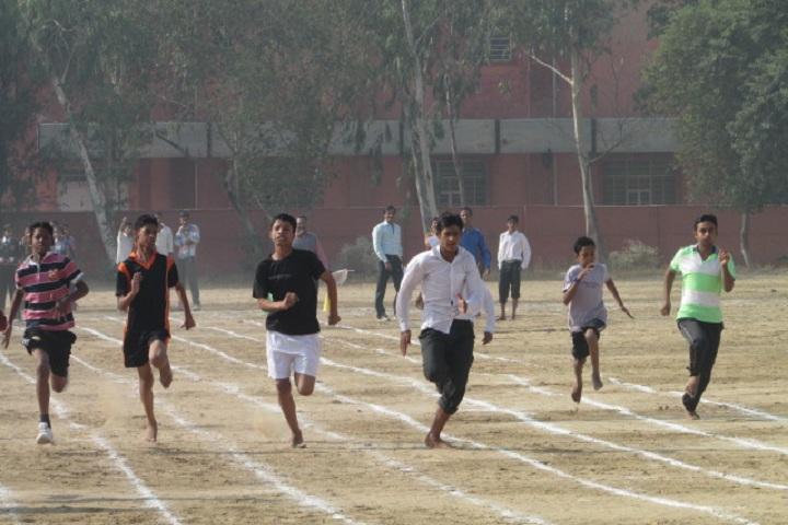 Suratgarh Thermal Dav Public School-Sports running