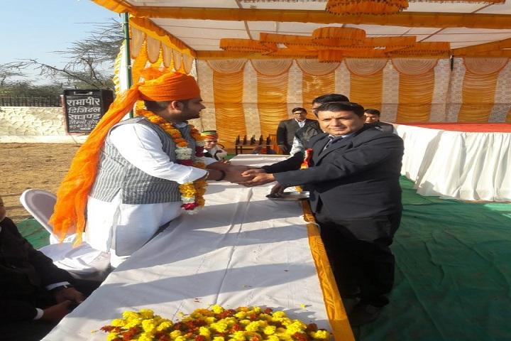Swami Vivekanand Government Model School-Events republic day