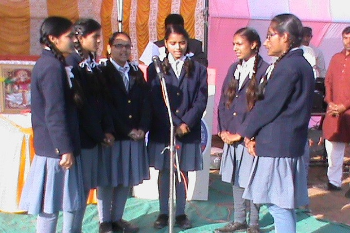 Swami Vivekanand Government Model School-Events singing