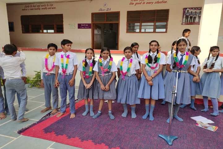 Swami Vivekanand Government Model School-Events