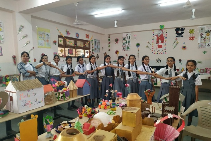 Swami Vivekanand Government Model School-Others exhibition