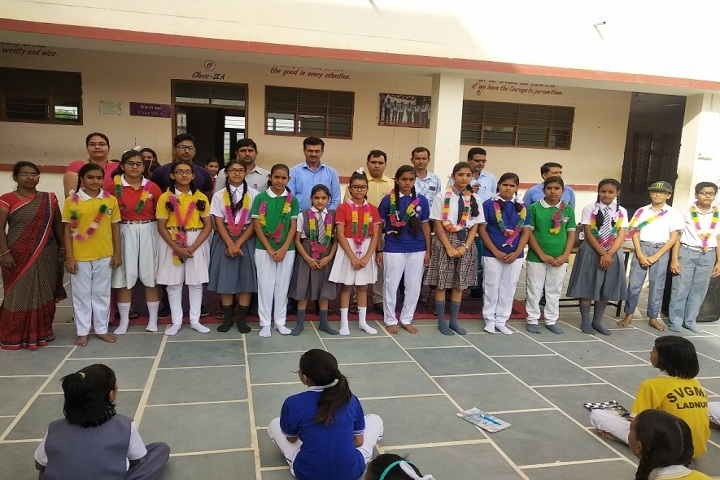 Swami Vivekanand Government Model School-Others programme