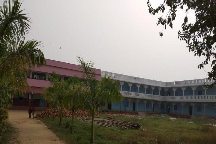 Manas Bhumi Senior Secondary School-Campus View