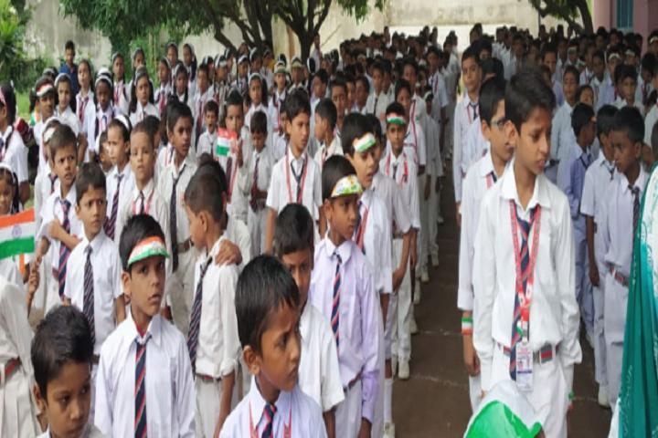 Manas Bhumi Senior Secondary School-Independence Day