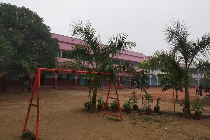 Manas Bhumi Senior Secondary School-Play Ground