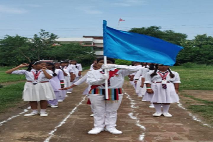 Manas Bhumi Senior Secondary School-Sports Day Celebration