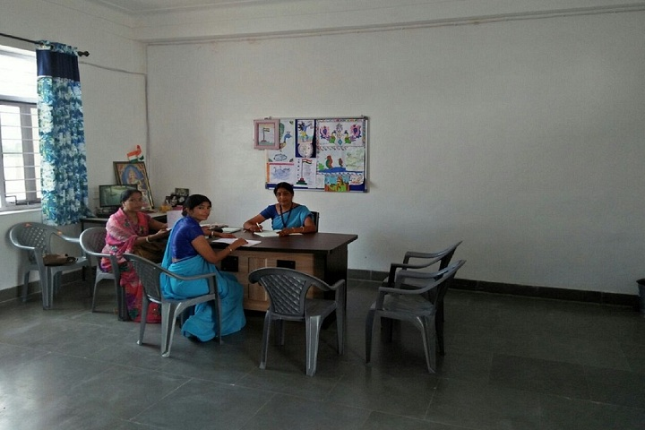 Swami Vivekanand Government Model School-Others meeting new