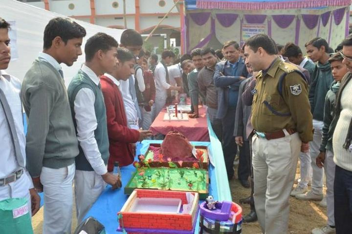 Manas International Public School-Science Fair
