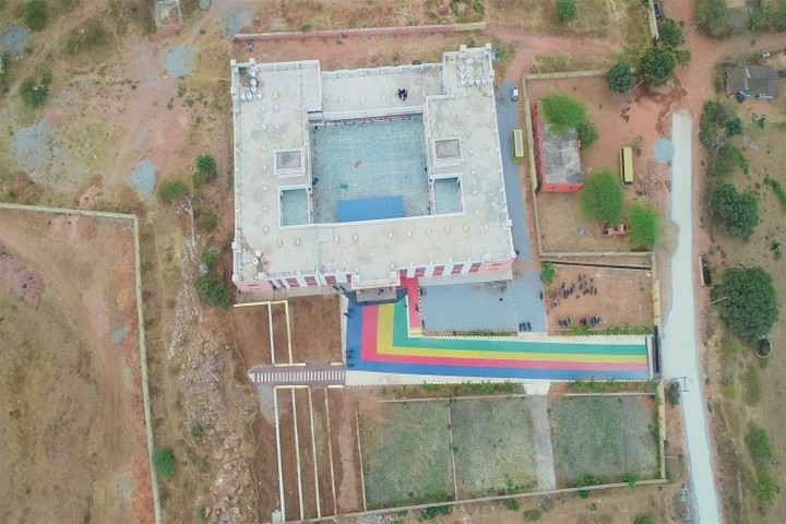 Swami Vivekanand Government Model School-Campus View