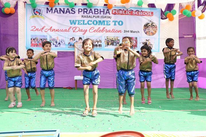 Manas Prabha Public School-Dance