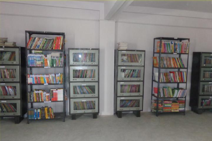 Manas Prabha Public School-Library