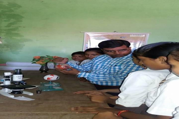 Manas Prabha Public School-Science Lab