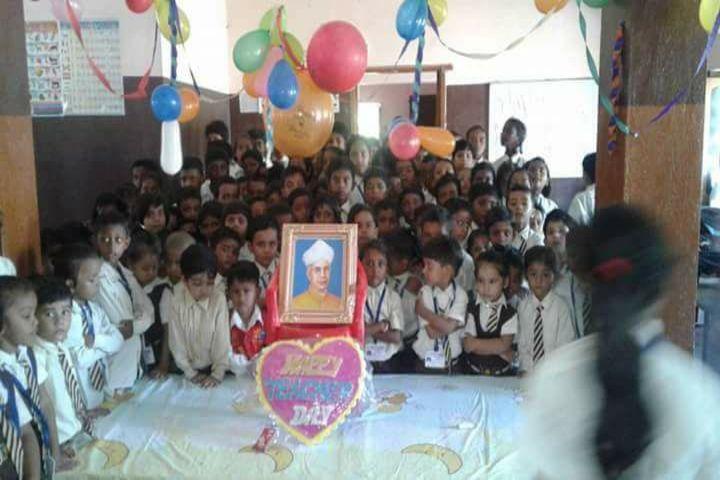 Manas Prabha Public School-Teachers Day