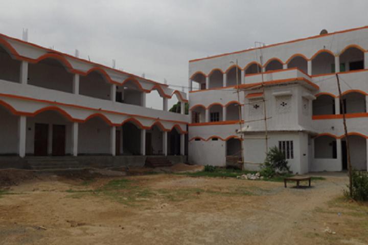 Manas Prabha Public School-School Building