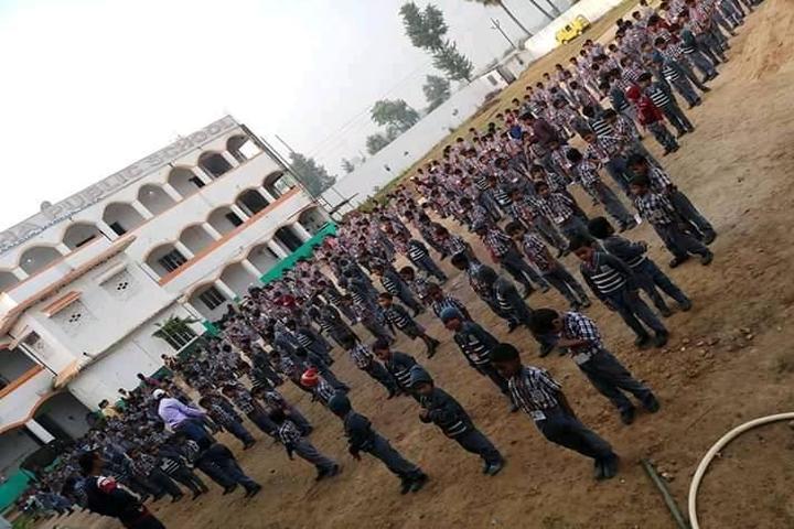 Manas Prabha Public School-Assembly